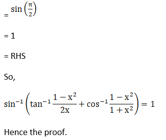 RD Sharma Solutions for Class 12 Maths Chapter 4 Inverse Trigonometric Functions Image 111