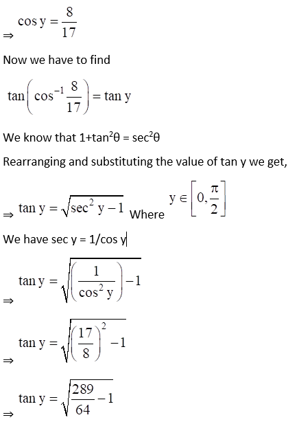 RD Sharma Solutions for Class 12 Maths Chapter 4 Inverse Trigonometric Functions Image 30