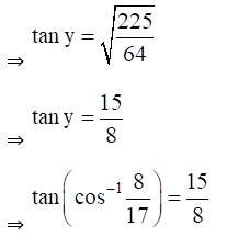 RD Sharma Solutions for Class 12 Maths Chapter 4 Inverse Trigonometric Functions Image 31