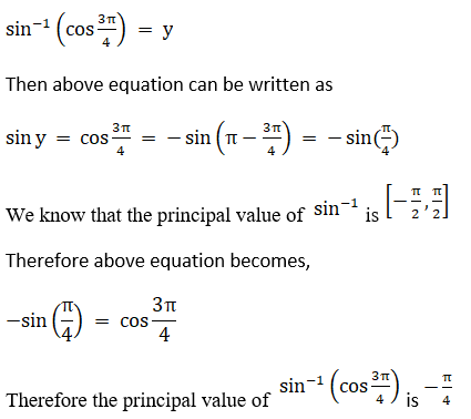 RD Sharma Solutions for Class 12 Maths Chapter 4 Inverse Trigonometric Functions Image 12