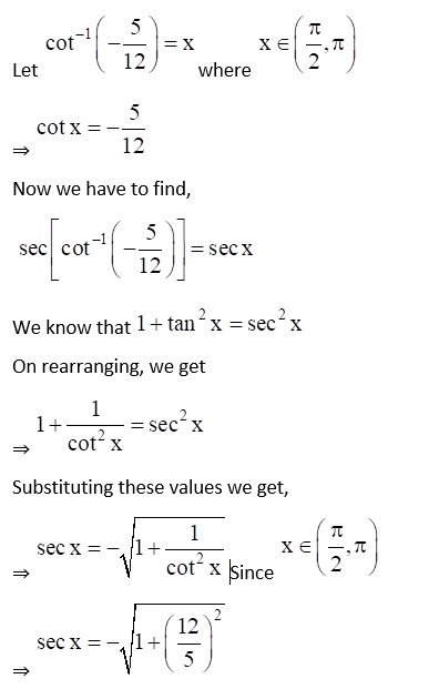 RD Sharma Solutions for Class 12 Maths Chapter 4 Inverse Trigonometric Functions Image 39