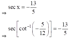 RD Sharma Solutions for Class 12 Maths Chapter 4 Inverse Trigonometric Functions Image 40
