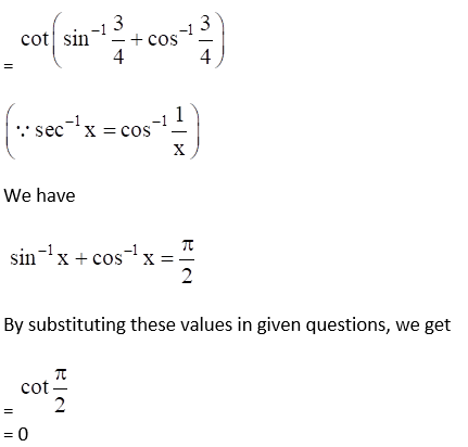 RD Sharma Solutions for Class 12 Maths Chapter 4 Inverse Trigonometric Functions Image 43