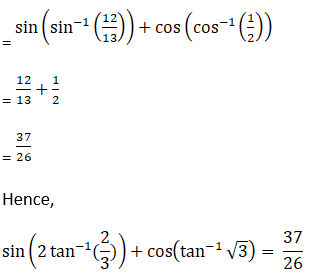 RD Sharma Solutions for Class 12 Maths Chapter 4 Inverse Trigonometric Functions Image 76