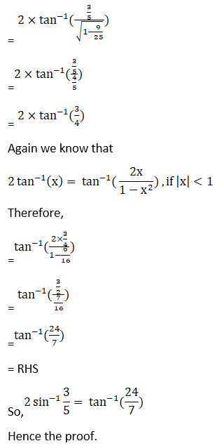 RD Sharma Solutions for Class 12 Maths Chapter 4 Inverse Trigonometric Functions Image 78