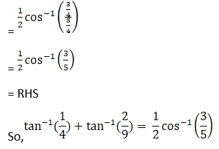 RD Sharma Solutions for Class 12 Maths Chapter 4 Inverse Trigonometric Functions Image 81