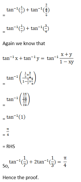 RD Sharma Solutions for Class 12 Maths Chapter 4 Inverse Trigonometric Functions Image 86