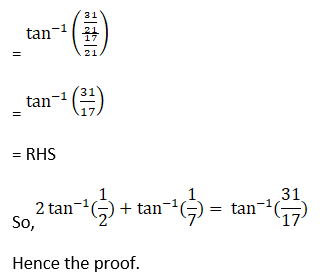 RD Sharma Solutions for Class 12 Maths Chapter 4 Inverse Trigonometric Functions Image 101