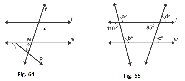RD Sharma Solutions for class 7 Maths Chapter 14 Lines and Angles Image 19