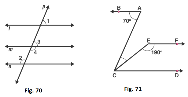 RD Sharma Solutions for class 7 Maths Chapter 14 Lines and Angles Image 21