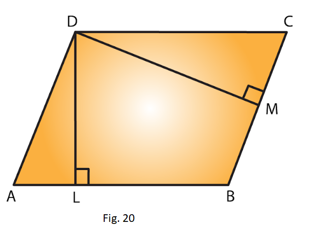 RD Sharma Solutions for Class 7 Maths Chapter 20 Mensuration - I (Perimeter and Area of Rectilinear Figures) Image 19
