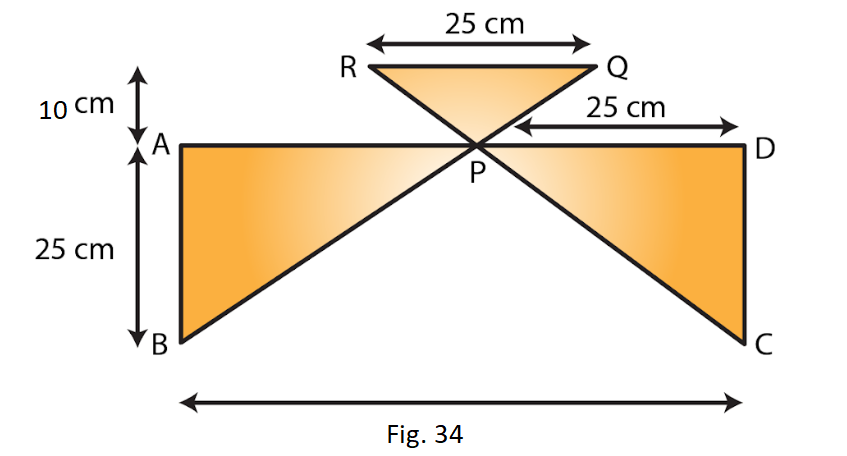 RD Sharma Solutions for Class 7 Maths Chapter 20 Mensuration - I (Perimeter and Area of Rectilinear Figures) Image 36