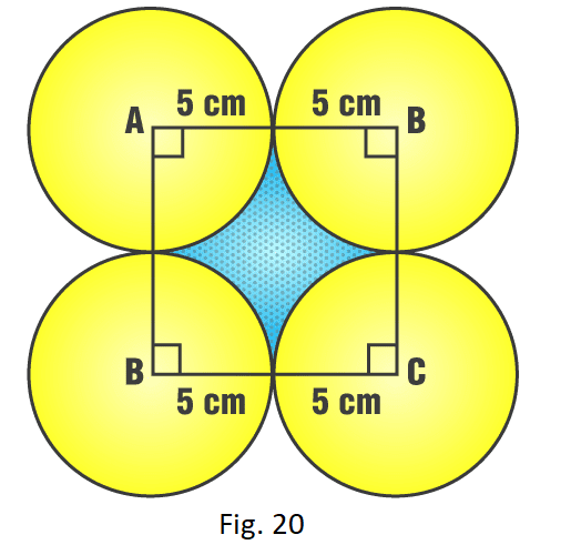 RD Sharma Solutions for Class 7 Maths Chapter 21 Mensuration - II (Area of Circle) Image 3