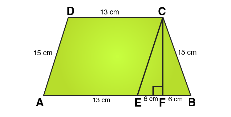 RD Sharma Solutions for Class 8 Maths Chapter 20 – Mensuration – I (Area of a Trapezium and a Polygon) image - 13