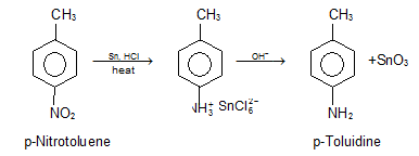 Reduction of Nitro Compounds