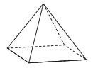Square based pyramid 2