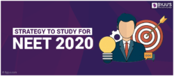 Strategy to prepare for NEET 2020