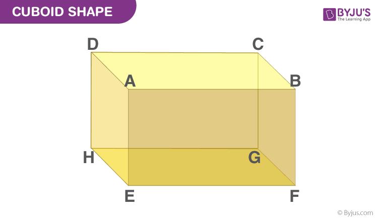 Cuboid Shape