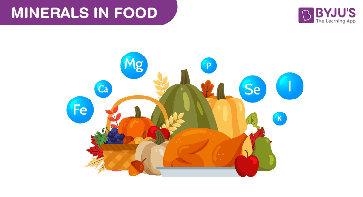 Minerals In Food Definition Types Sources And Examples