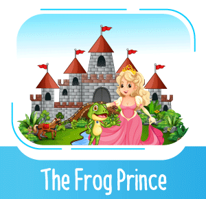 The Frog Prince - Bedtime Story