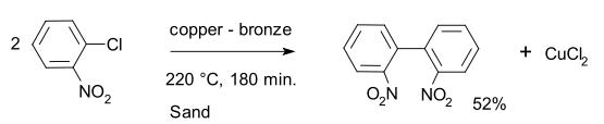 Ullmann Reaction Example