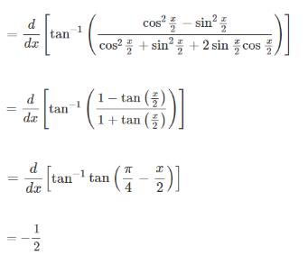 Derivative example