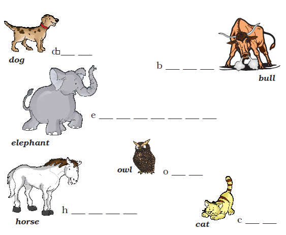 NCERT Solutions Class 1 English Unit 5 Story Circle - 13