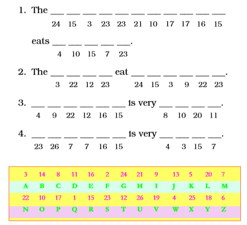 NCERT Solutions Class 2 English Unit 10 Story The Grasshopper and the Ant-3
