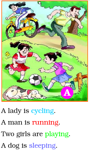NCERT Solutions Class 2 English Unit 10 Story The Grasshopper and the Ant-5