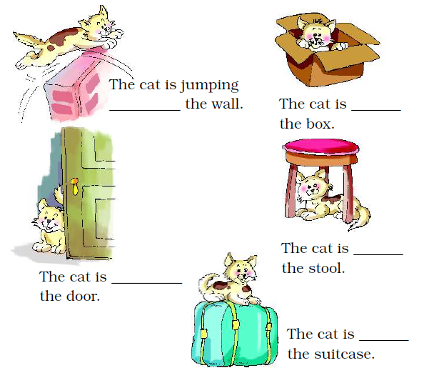 NCERT Solutions Class 2 English Unit 4 Storm in the Garden - 1