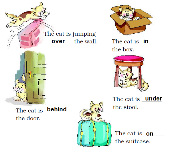NCERT Solutions Class 2 English Unit 4 Storm in the Garden - 2