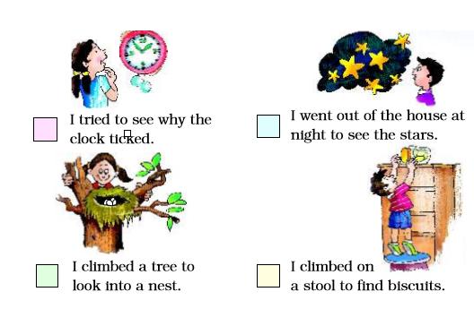 NCERT Solutions Class 2 English Unit 6 Poem Mr Nobody-1