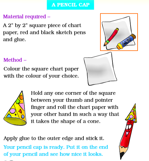 NCERT Solutions Class 2 English Unit 7 Story Make it Shorter-3