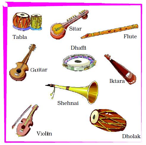 NCERT Solutions Class 2 English Unit 8 Story The Mumbai Musicians-4
