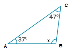 Ví dụ về góc Obtuse