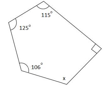 Pentagon question figure 1