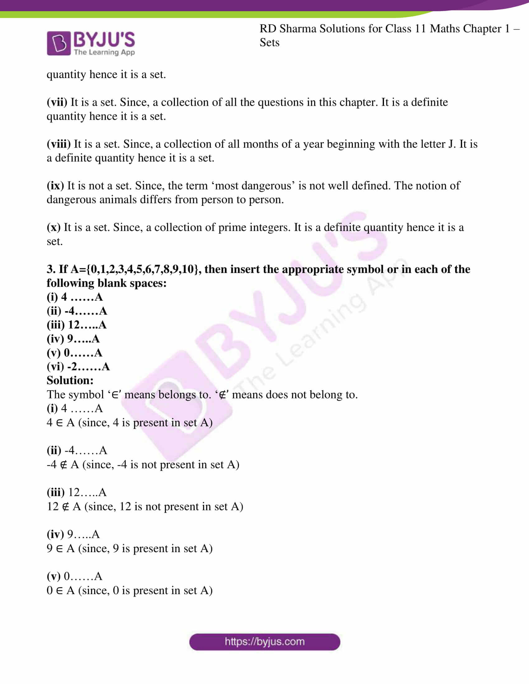 rd sharma class 11 maths ch 1 sets ex 1 2