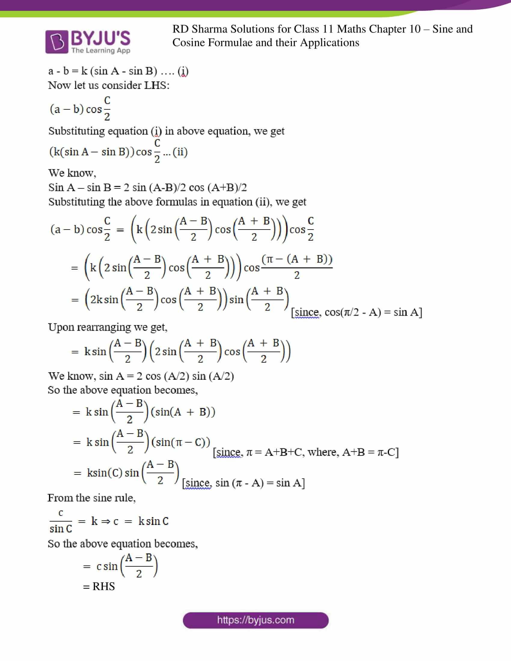 rd sharma class 11 maths ch 10 ex 1 05