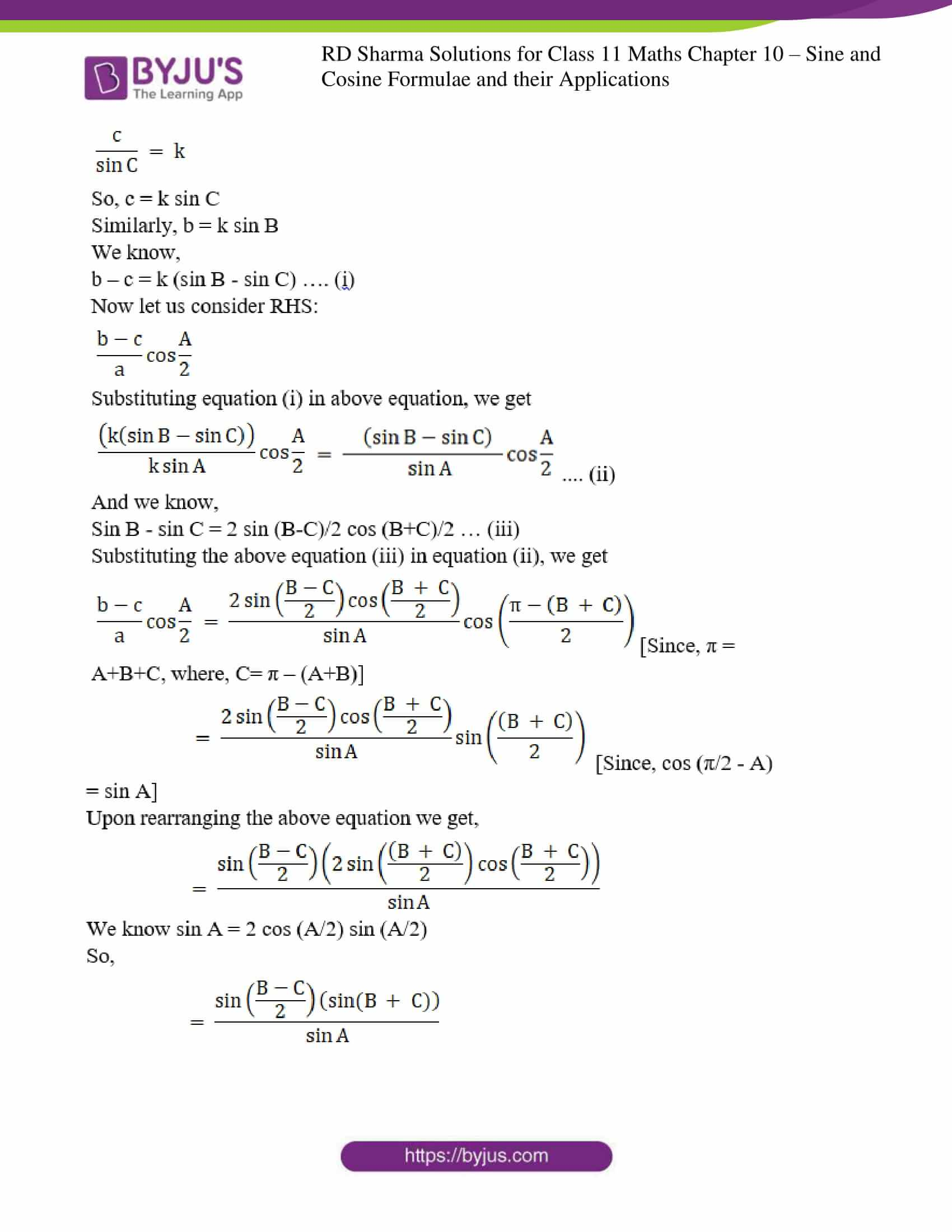 rd sharma class 11 maths ch 10 ex 1 12