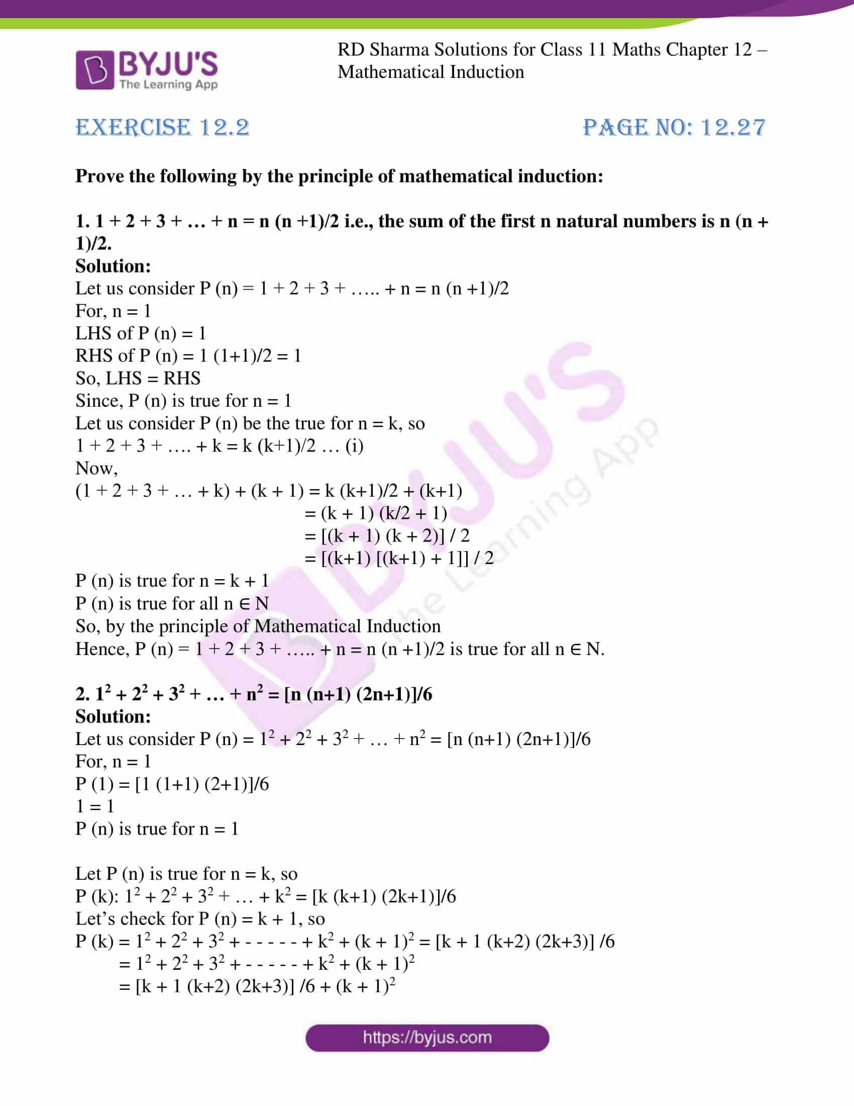 rd sharma class 11 maths ch 12 ex 2 01