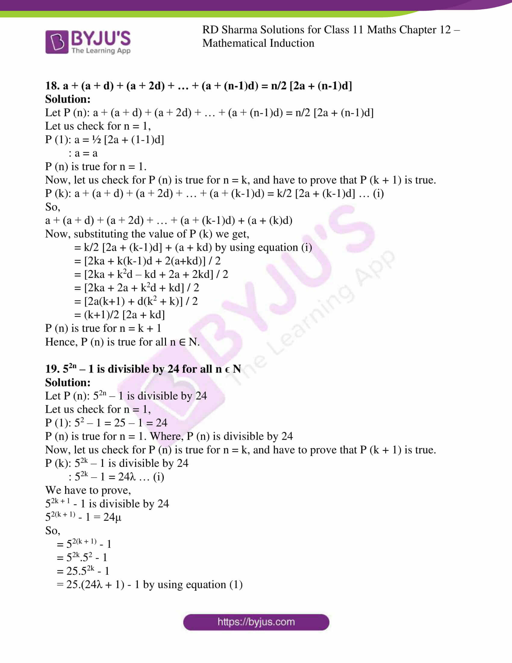 rd sharma class 11 maths ch 12 ex 2 10