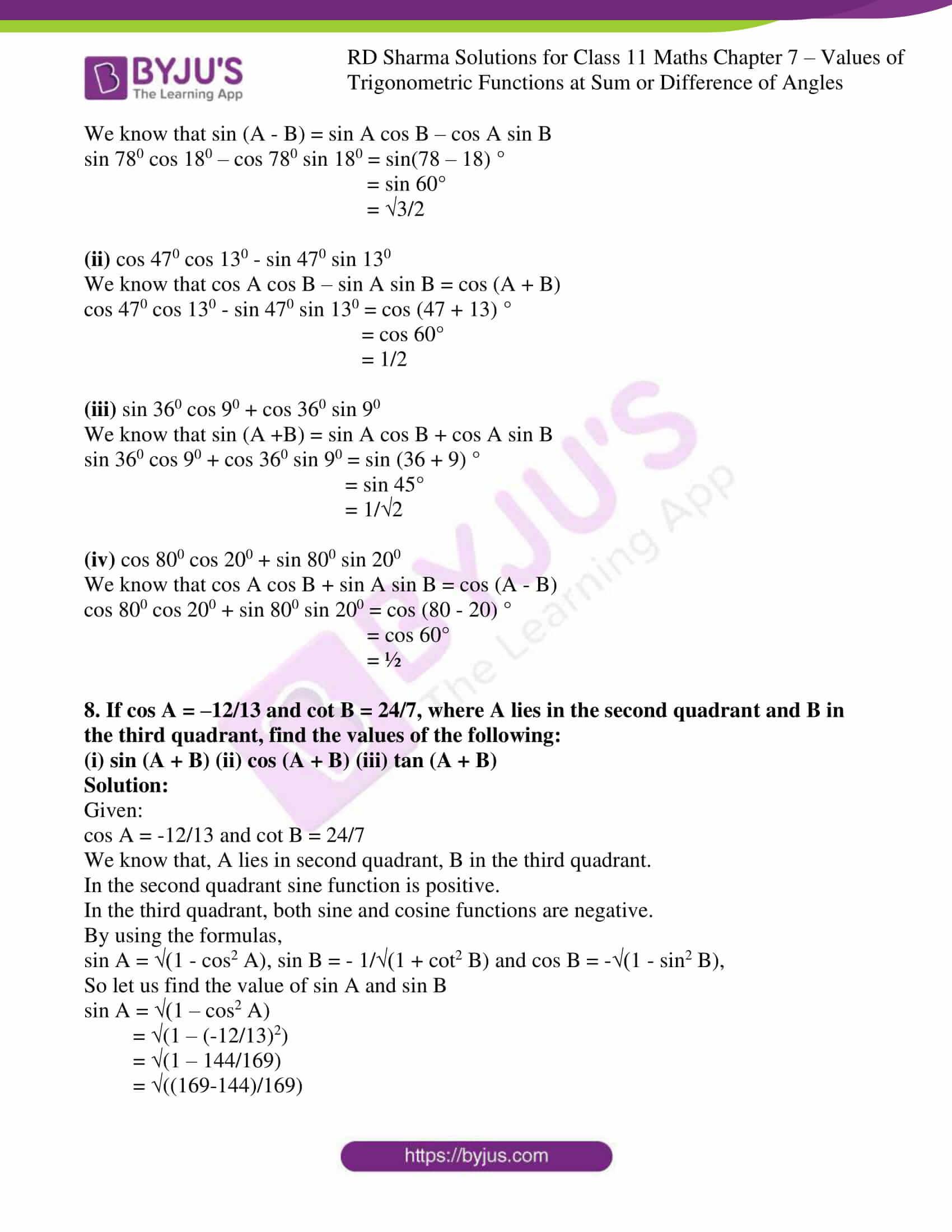 rd sharma class 11 maths ch 7 ex 1 08
