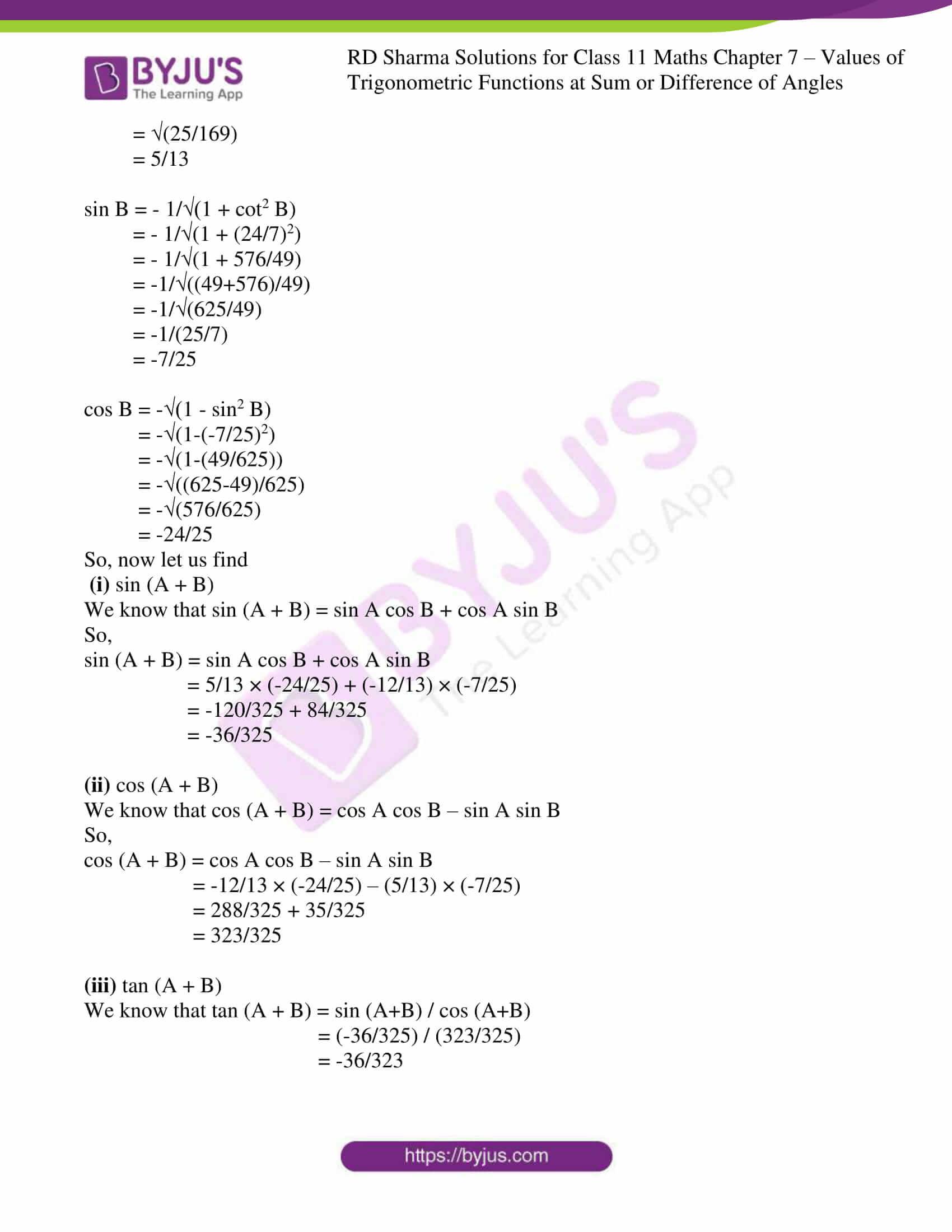 rd sharma class 11 maths ch 7 ex 1 09