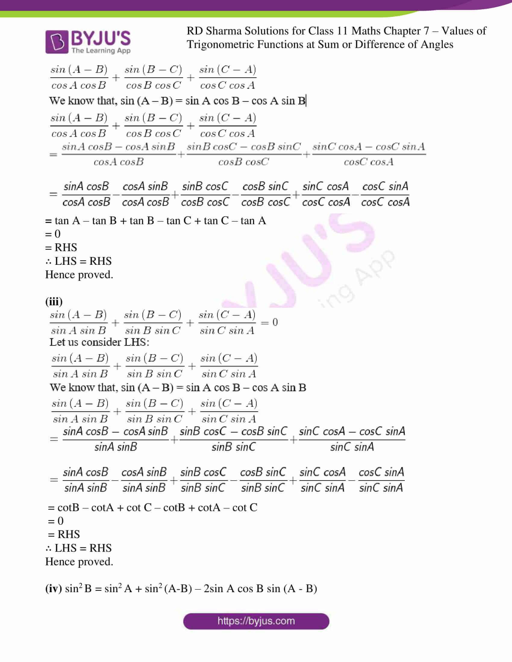 rd sharma class 11 maths ch 7 ex 1 17