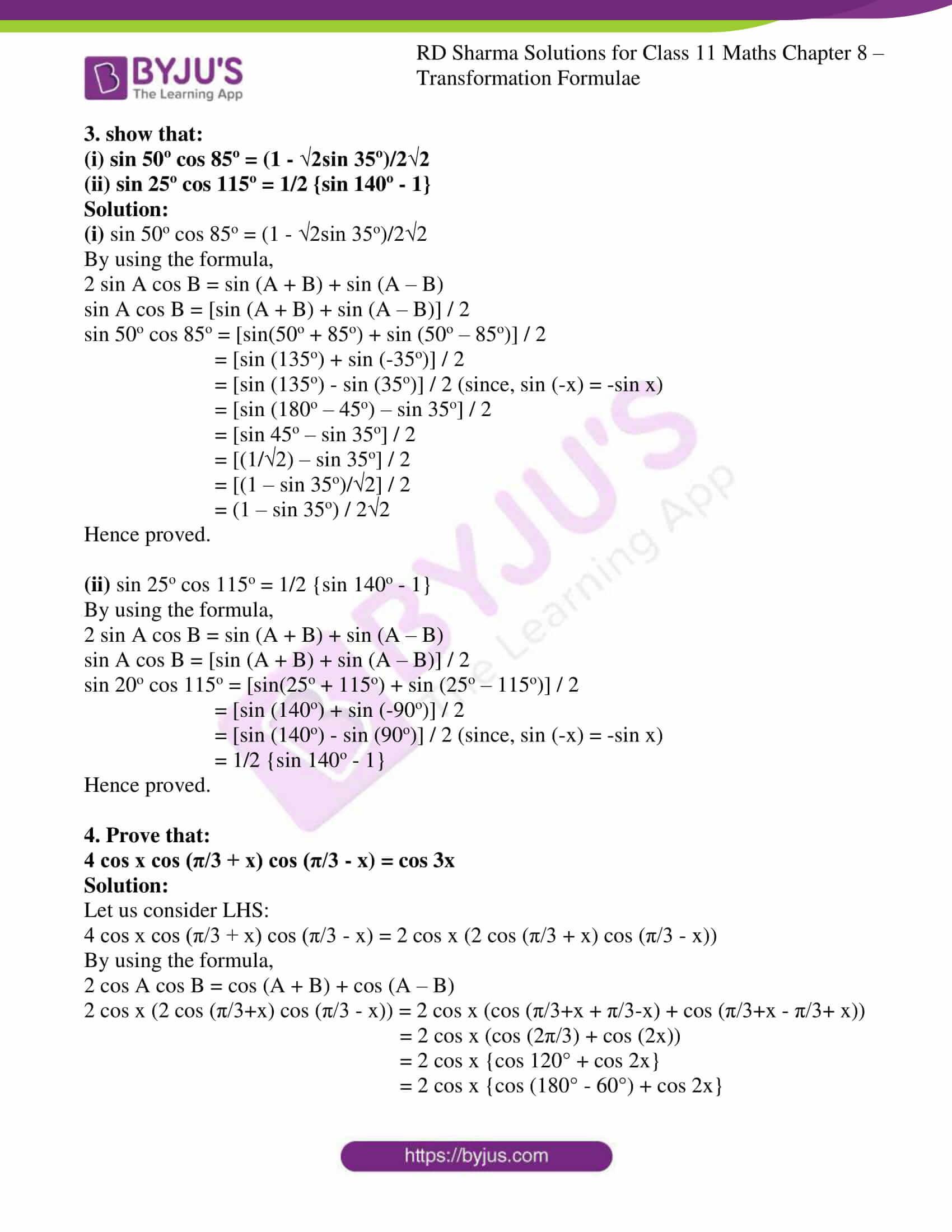 rd sharma class 11 maths ch 8 ex 1 3