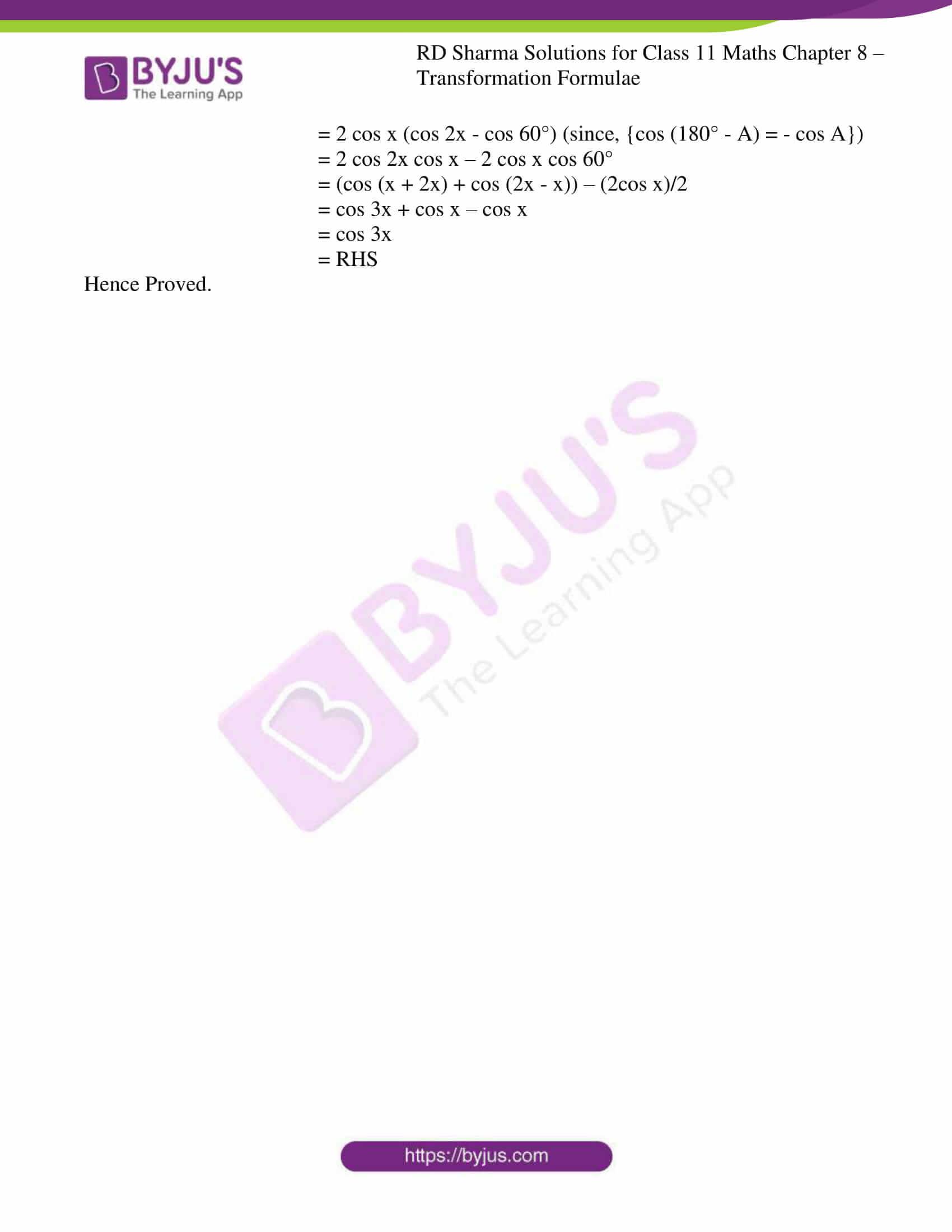 rd sharma class 11 maths ch 8 ex 1 4