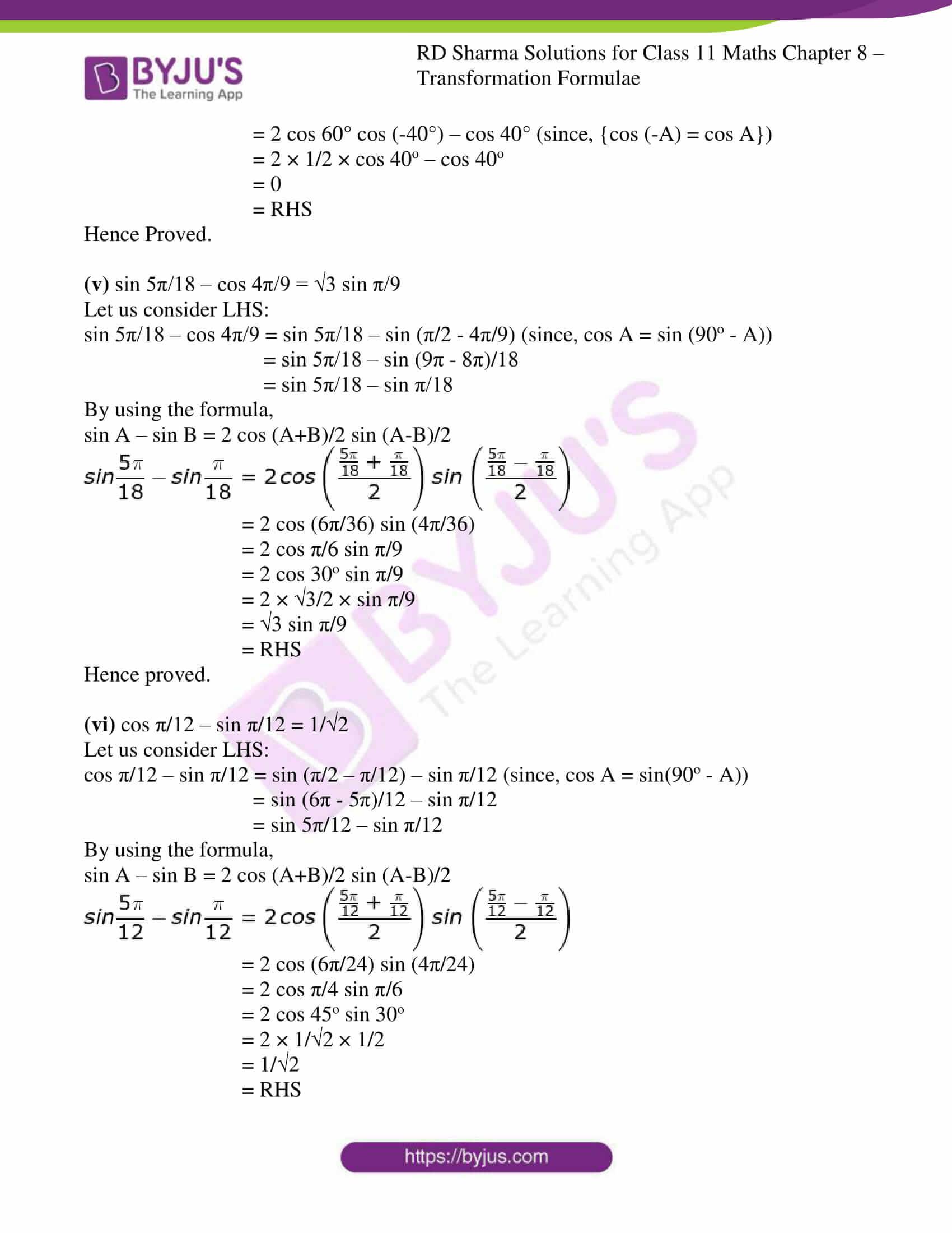rd sharma class 11 maths ch 8 ex 2 06