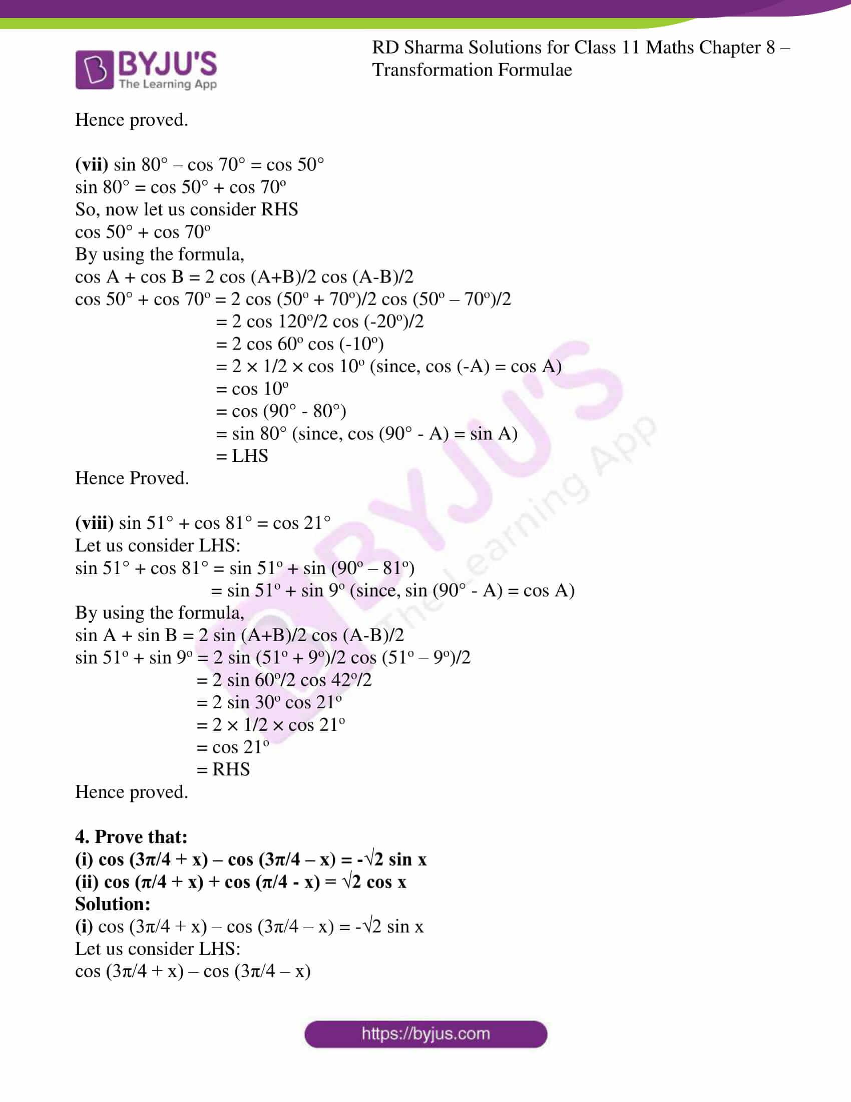 rd sharma class 11 maths ch 8 ex 2 07