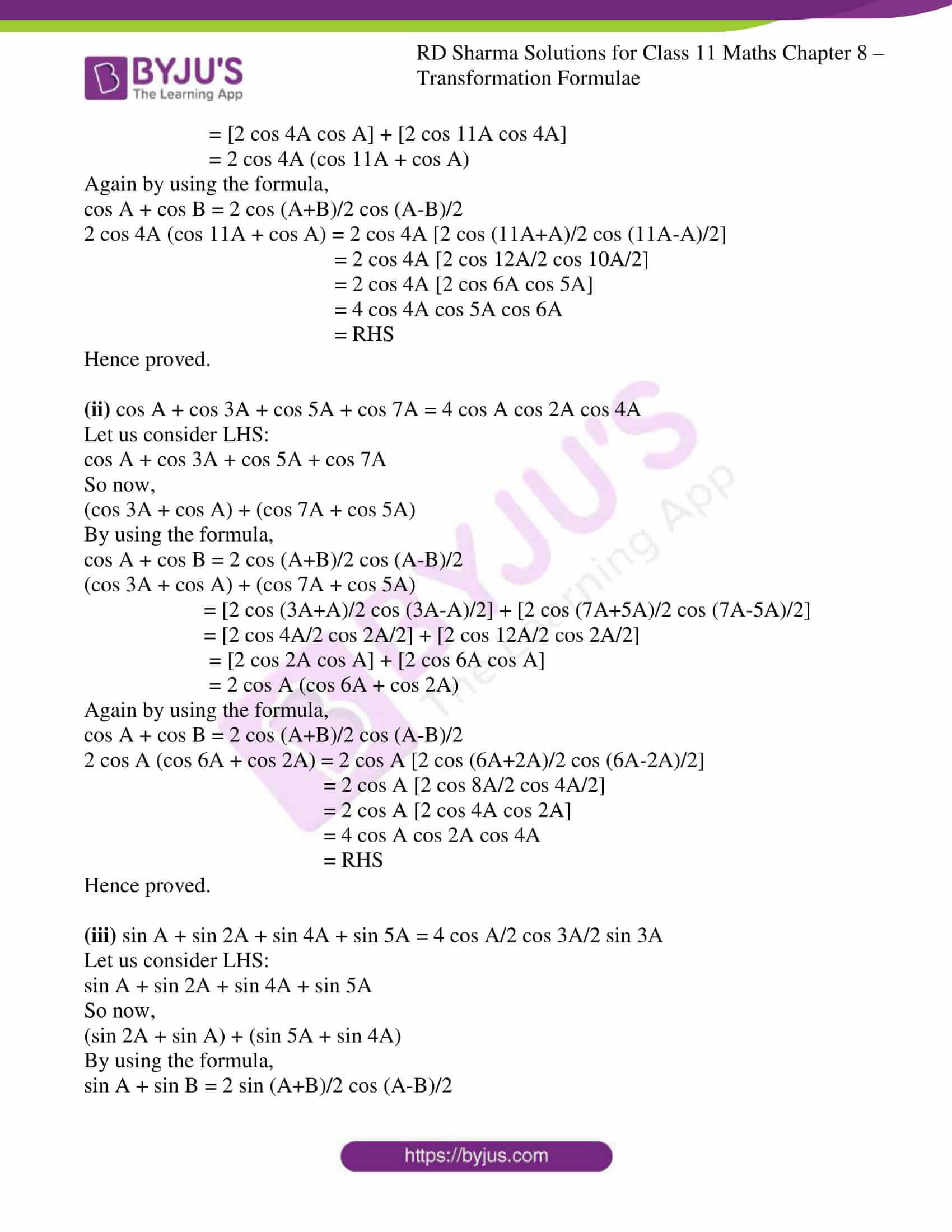 rd sharma class 11 maths ch 8 ex 2 10