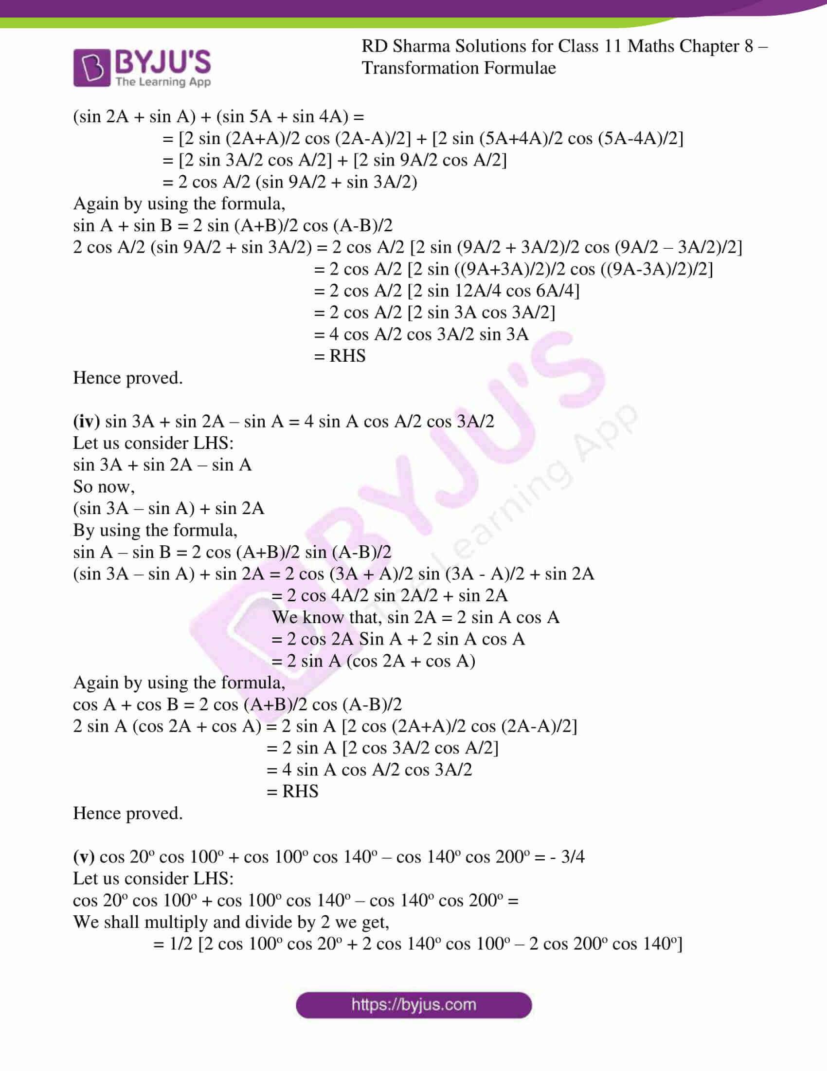 rd sharma class 11 maths ch 8 ex 2 11